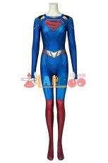 画像6: スーパーガール シーズン5 カーラ・ゾーエル ジャンプスーツ Supergirl Season 5 Kara Zor-el Zentai Jumpsuit Bodysuit 3D Print ジャンプスーツ コスプレ衣装 (6)
