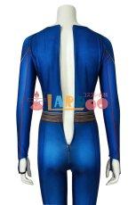 画像7: スーパーガール シーズン5 カーラ・ゾーエル ジャンプスーツ Supergirl Season 5 Kara Zor-el Zentai Jumpsuit Bodysuit 3D Print ジャンプスーツ コスプレ衣装 (7)
