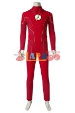 画像3: フラッシュ シーズン6 バリー・アレン The Flash Season 6 Barry Allen ブーツ付き コスプレ衣装 コスチューム cosplay (3)