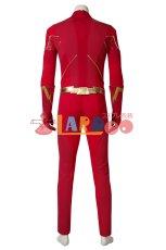 画像7: フラッシュ シーズン6 バリー・アレン The Flash Season 6 Barry Allen ブーツ付き コスプレ衣装 コスチューム cosplay (7)