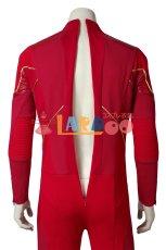 画像8: フラッシュ シーズン6 バリー・アレン The Flash Season 6 Barry Allen ブーツ付き コスプレ衣装 コスチューム cosplay (8)