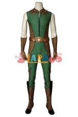 画像2: ザ・ボーイズ シーズン1 ディープ The Boys Season 1 THE DEEP ブーツ付き コスプレ衣装 コスチューム cosplay (2)