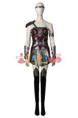 画像2: ザ・ボーイズ シーズン1 クイーン・メイヴ The Boys Season 1 Queen Maeve ブーツ付き コスプレ衣装 コスチューム cosplay (2)