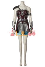 画像3: ザ・ボーイズ シーズン1 クイーン・メイヴ The Boys Season 1 Queen Maeve ブーツ付き コスプレ衣装 コスチューム cosplay (3)