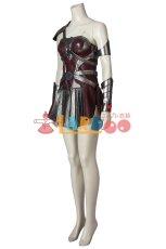 画像4: ザ・ボーイズ シーズン1 クイーン・メイヴ The Boys Season 1 Queen Maeve ブーツ付き コスプレ衣装 コスチューム cosplay (4)