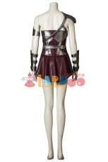 画像6: ザ・ボーイズ シーズン1 クイーン・メイヴ The Boys Season 1 Queen Maeve ブーツ付き コスプレ衣装 コスチューム cosplay (6)