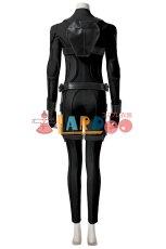 画像5: ブラック・ウィドウ ナターシャ・ロマノフ Black Widow Natasha Romanoff Black suit ブーツ付き コスプレ衣装  映画 コスチューム cosplay (5)