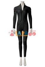 画像6: ブラック・ウィドウ ナターシャ・ロマノフ Black Widow Natasha Romanoff Black suit ブーツ付き コスプレ衣装  映画 コスチューム cosplay (6)