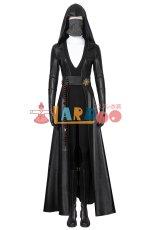 画像2: ウォッチメン 1シーズン アンジェラ・アバー/シスターナイト Watchmen Season 1 Angela Abar ブーツ付き コスプレ衣装 コスチューム ゲーム cosplay (2)