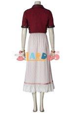 画像4: ファイナルファンタジーVII エアリス・ゲインズブール Final FantasyVII FF7 Aerith Gainsborough コスプレ衣装 コスチューム ゲーム cosplay (4)