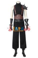 画像2: ファイナルファンタジーVII クラウド・ストライフ FINAL FANTASY VII FFVII FF7 Cloud Strife ブーツ付き コスプレ衣装 コスチューム ゲーム cosplay (2)