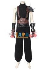 画像3: ファイナルファンタジーVII クラウド・ストライフ FINAL FANTASY VII FFVII FF7 Cloud Strife ブーツ付き コスプレ衣装 コスチューム ゲーム cosplay (3)
