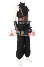 画像4: ファイナルファンタジーVII クラウド・ストライフ FINAL FANTASY VII FFVII FF7 Cloud Strife ブーツ付き コスプレ衣装 コスチューム ゲーム cosplay (4)