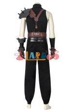 画像6: ファイナルファンタジーVII クラウド・ストライフ FINAL FANTASY VII FFVII FF7 Cloud Strife ブーツ付き コスプレ衣装 コスチューム ゲーム cosplay (6)