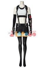 画像2: ファイナルファンタジーVII ティファ・ロックハート Final Fantasy 7 Tifa Lockhart コスプレ衣装 コスプレ コスチューム ゲーム cosplay (2)
