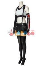 画像3: ファイナルファンタジーVII ティファ・ロックハート Final Fantasy 7 Tifa Lockhart コスプレ衣装 コスプレ コスチューム ゲーム cosplay (3)