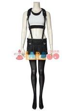 画像6: ファイナルファンタジーVII ティファ・ロックハート Final Fantasy 7 Tifa Lockhart コスプレ衣装 コスプレ コスチューム ゲーム cosplay (6)