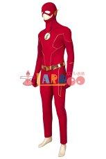 画像2: フラッシュ シーズン6 バリー・アレン The Flash Season 6 Barry Allen 修正版 コスプレ衣装 コスチューム cosplay (2)