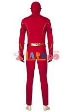 画像4: フラッシュ シーズン6 バリー・アレン The Flash Season 6 Barry Allen 修正版 コスプレ衣装 コスチューム cosplay (4)