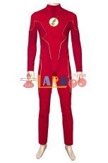画像5: フラッシュ シーズン6 バリー・アレン The Flash Season 6 Barry Allen 修正版 コスプレ衣装 コスチューム cosplay (5)