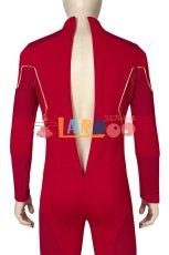 画像6: フラッシュ シーズン6 バリー・アレン The Flash Season 6 Barry Allen 修正版 コスプレ衣装 コスチューム cosplay (6)