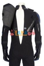 画像8: タイタンズ シーズン1 ナイトウィング ディック・グレイソン Titans Season 1 Nightwing Dick Grayson ブーツ付き コスプレ衣装 コスチューム ゲーム cosplay (8)