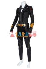 画像5: ブラック・ウィドウ ナターシャ・ロマノフ Black Widow Natasha Romanoff suit ブーツ付き コスプレ衣装  2020映画 コスチューム cosplay (5)
