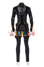 画像8: ブラック・ウィドウ ナターシャ・ロマノフ Black Widow Natasha Romanoff suit ブーツ付き コスプレ衣装  2020映画 コスチューム cosplay (8)