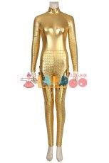 画像5: ワンダーウーマン ダイアナ Wonder Woman 1984 Diana Prince ゴールデンバトルスーツ コスプレ衣装 コスチューム ゲーム cosplay (5)