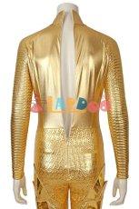 画像6: ワンダーウーマン ダイアナ Wonder Woman 1984 Diana Prince ゴールデンバトルスーツ コスプレ衣装 コスチューム ゲーム cosplay (6)