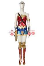 画像1: ワンダーウーマン ダイアナ Wonder Woman 1984 Diana Prince ブーツなし コスプレ衣装 コスチューム ゲーム cosplay (1)
