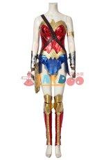 画像2: ワンダーウーマン ダイアナ Wonder Woman 1984 Diana Prince ブーツなし コスプレ衣装 コスチューム ゲーム cosplay (2)