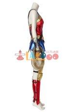 画像4: ワンダーウーマン ダイアナ Wonder Woman 1984 Diana Prince ブーツなし コスプレ衣装 コスチューム ゲーム cosplay (4)
