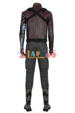 画像3: ファルコン&ウィンター・ ソルジャー バッキー バーンズ The Falcon and the Winter Soldier Winter Soldier Bucky Barnes ブーツ付き コスプレ衣装 コスチューム ゲーム cosplay (3)