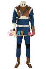 画像2: スター・ウォーズ ジェダイ:フォールン・オーダー カル・ケスティス Star Wars Jedi: Fallen Order コスプレ衣装 コスチューム cosplay (2)