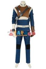 画像4: スター・ウォーズ ジェダイ:フォールン・オーダー カル・ケスティス Star Wars Jedi: Fallen Order コスプレ衣装 コスチューム cosplay (4)