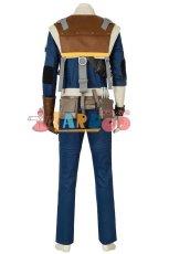 画像7: スター・ウォーズ ジェダイ:フォールン・オーダー カル・ケスティス Star Wars Jedi: Fallen Order コスプレ衣装 コスチューム cosplay (7)