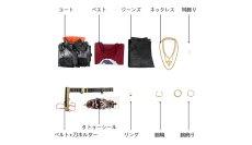 画像9: サイバーパンク2077 ジャッキー cyberpunk 2077 jackie コスプレ衣装 コスチューム ゲーム cosplay (9)