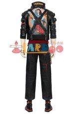 画像2: サイバーパンク2077 ジャッキー cyberpunk 2077 jackie コスプレ衣装 コスチューム ゲーム cosplay (2)