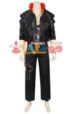 画像3: サイバーパンク2077 ジャッキー cyberpunk 2077 jackie コスプレ衣装 コスチューム ゲーム cosplay (3)