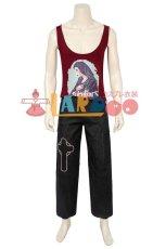 画像6: サイバーパンク2077 ジャッキー cyberpunk 2077 jackie コスプレ衣装 コスチューム ゲーム cosplay (6)