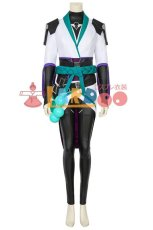 画像4: ヴァロラント VALORANT サガ saga コスプレ衣装 コスチューム ゲーム cosplay (4)