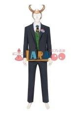 画像2: Loki season one ロキ スーツ コスプレ衣装 コスプレ コスチューム cosplay (2)