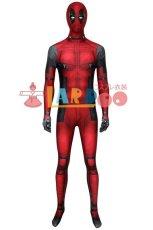 画像2: デッドプール ウェイド・ウィルソン Deadpool Wade Wilson ジャンプスーツ コスプレ衣装  コスチューム  cosplay (2)