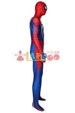 画像4: スパイダーマン SPIDER-MAN PS4 ジャンプスーツ コスプレ衣装 映画 コスチューム ハロウィン cosplay (4)