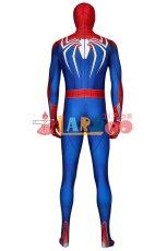 画像5: スパイダーマン SPIDER-MAN PS4 ジャンプスーツ コスプレ衣装 映画 コスチューム ハロウィン cosplay (5)