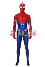 画像6: PS4 スパイダーマン スパイダー・パンク・スーツ Marvel's Spider-Man Spider-Punk Suit ジャンプスーツ コスプレ衣装  映画 コスチューム ハロウィン cosplay (6)