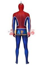 画像7: PS4 スパイダーマン スパイダー・パンク・スーツ Marvel's Spider-Man Spider-Punk Suit ジャンプスーツ コスプレ衣装  映画 コスチューム ハロウィン cosplay (7)