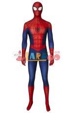 画像2: アルティメット・スパイダーマン ピーター・パーカー Ultimate Spider-Man Peter Parker コスプレ衣装  映画 コスチューム ハロウィン cosplay (2)