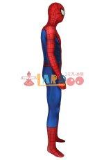 画像4: Spider-Man スパイダーマン PS4 3D Classic Suit ジャンプスーツ コスプレ衣装  コスチューム ハロウィン cosplay (4)